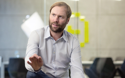 Marek Tymiński, główny akcjonariusz CI Games