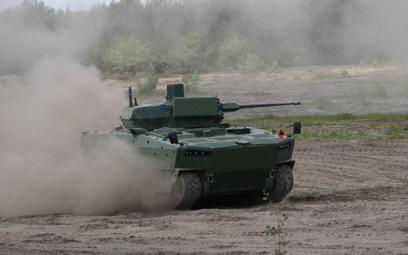 NBPWP Borsuk na ćwiczeniach Dragon-21