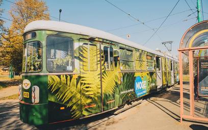 Antysmogowy tramwaj kursuje na Śląsku