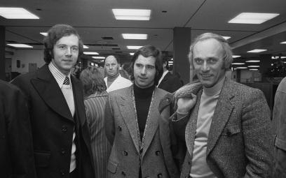 Gerd Müller (w środku)