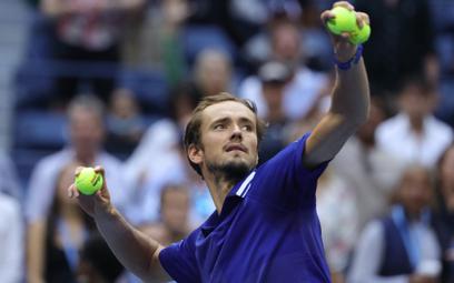 US Open: Daniił Miedwiediew pierwszym finalistą