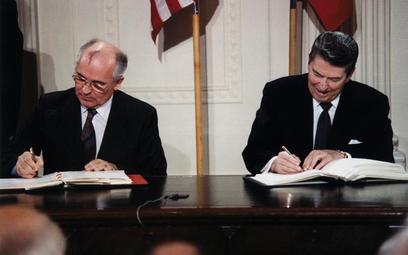 Gorbaczow: Czy w USA nie widzą co może się stać?