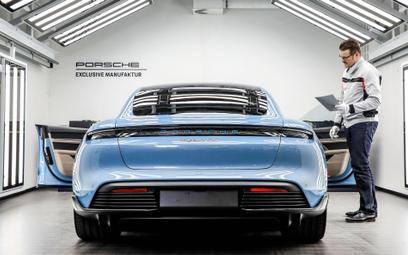 Porsche Exclusive dla elektrycznego Taycana. Indywidualizacja z wyższej półki