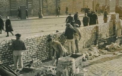 80. rocznica uwięzienia Żydów w getcie warszawskim