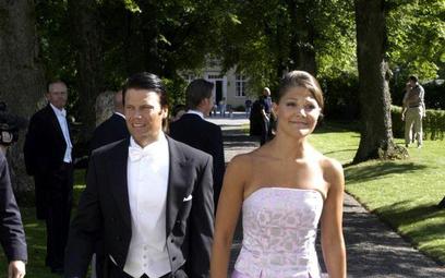 Wiktoria i Daniel na ślubie - na razie tylko u przyjaciół