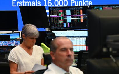 Inwestorzy z ulgą przyjęli wyniki wyborów w Niemczech