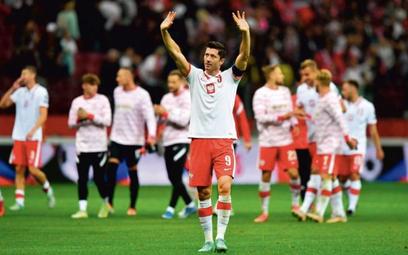 Robert Lewandowski w reprezentacji błyszczy tej jesieni tak samo jak w Bayernie Monachium
