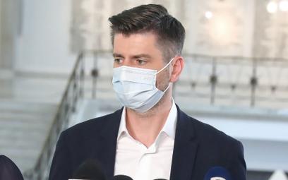 Krzysztof Śmiszek: Dwie Lewice w Sejmie to byłby kabaret