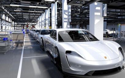 Porsche rzuca wyzwanie Google i Apple