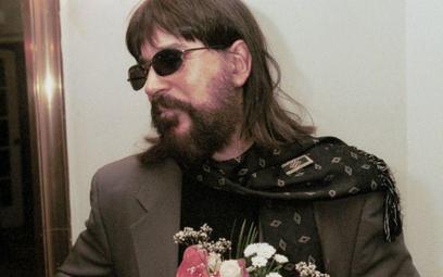 Czesław Niemen zdjęcie wykonane w 2000 r.
