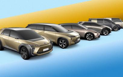 W przyszłości zobaczymy dużo elektrycznych Toyot