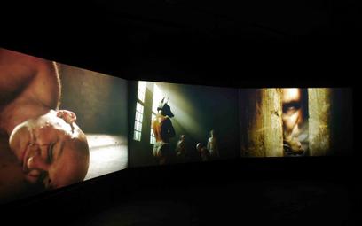 Multimedialne instalacje Wojtka Ulricha we Wrocławiu
