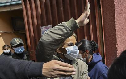 Boliwia: Była prezydent trafiła do aresztu