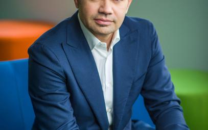 Robert Redeleanu, prezes UPC Polska