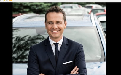 """Mariusz Nycz, Volvo Car Poland: Polska  przestaje  być  """"dieslowym  rynkiem"""""""