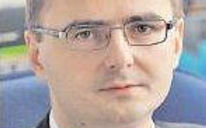Andrzej Halesiak, dyrektor departamentu analiz ekonomicznych Banku BPH