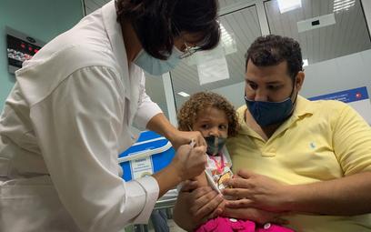 Kuba jako pierwsza na świecie zaczęła szczepić przeciw Covid-19 małe dzieci