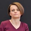 Posłanka klubu PiS Jadwiga Emilewicz