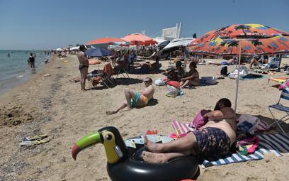 Więcej chętnych na wakacje w Polsce, ale to Grecja króluje