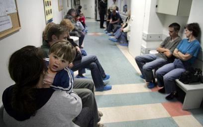 Strajk przychodni naruszył prawa pacjentów - wyrok NSA