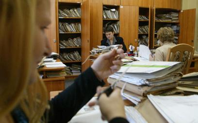 Centralne zakupy dla sądownictwa nie zdały egzaminu