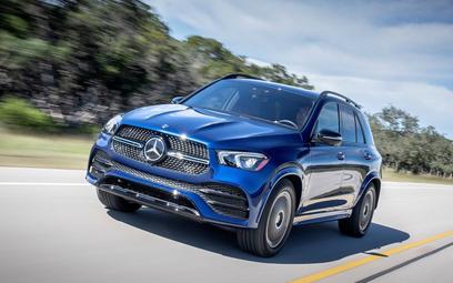 10 faktów o nowym Mercedesie GLE