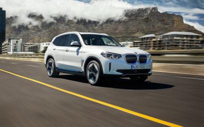 BMW X3 też pod prądem