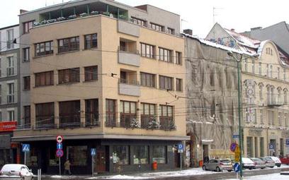Katowice, róg ulic Św. Jana i Dworcowej