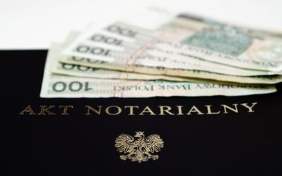 Notariusze: zakazać pożyczek zabezpieczanych nieruchomością wartą wiele więcej niż one