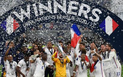 Finał Ligi Narodów dla Francji. Trójkolorowi odrobili straty