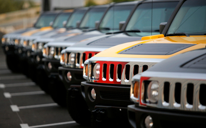 GM myśli o… elektrycznym Hummerze