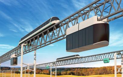 Pomysł na transport zbiorowy z Białorusi. Tańszy od planów Muska