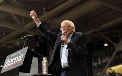 Sondaż: Bernie Sanders faworytem prawyborów prezydenckich