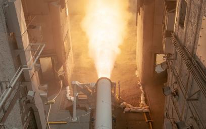 Trwają próby amerykańskich pocisków hipersonicznych