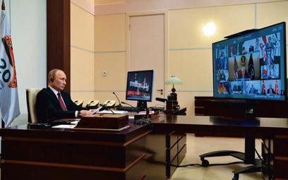 Bezpieczny jak Putin. Prezydent Rosji w swojej podmoskiewskiej rezydencji w Nowo-Ogariowie