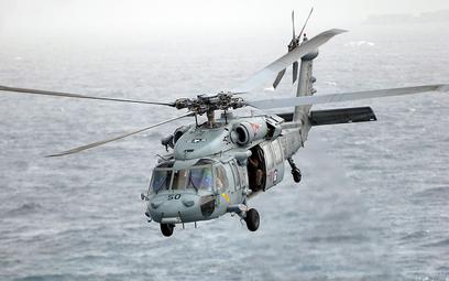 USA: Rozbił się śmigłowiec marynarki wojennej