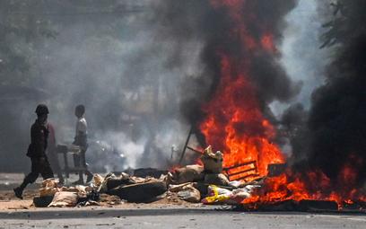 W Mjanmie junta znów strzela do protestujących. Są ofiary