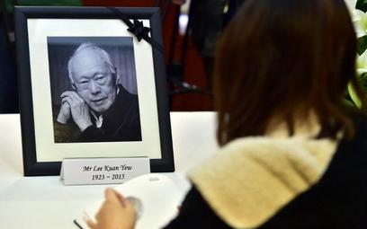 Zmarł twórca Singapuru