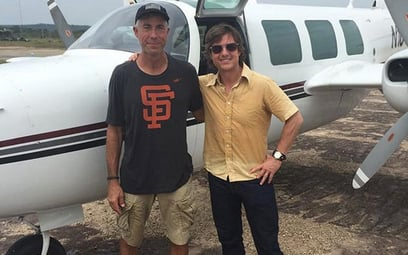 Tom Cruise zamieszany w śmierć dwóch pilotów