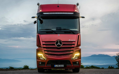 Wirus dobija polski rynek ciężarówek