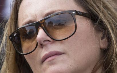 Joanna Skrzydlewska z Koalicji Europejskiej - uzyskała najlepszy wynik, który... nie dawał miejsca w