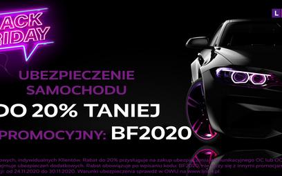 Sprawdź kod na 20% zniżki na OC/AC!