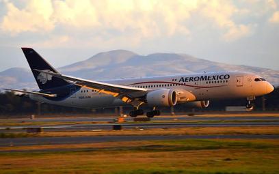 fot. facebook.com/Aeromexico