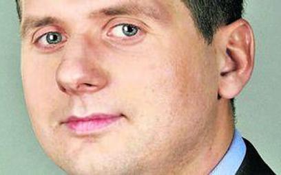 Grzegorz Kawecki, wiceprezes firmy deweloperskiej SGI Baltis
