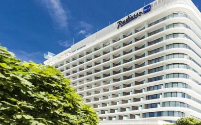 Radisson Blu Resort – najwyższy w Świnoujściu