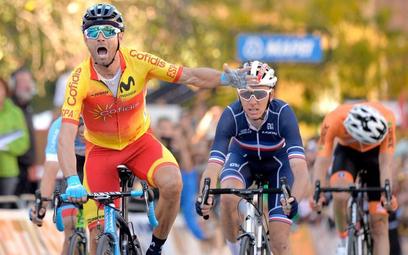 Alejandro Valverde w mistrzostwach świata startował 11 razy, w końcu zdobył złoto