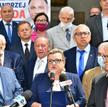 Ogólnopolskich komitetów honorowych nie miał żaden z kandydatów na prezydenta. Andrzej Duda miał jed