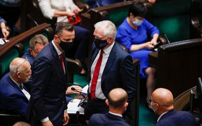 PiS przegrywa głosowanie w Sejmie. Opozycja: Rozkłada się sejmowa większość klejona korupcją