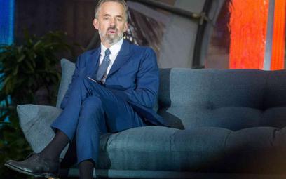 Jordan Peterson, kanadyjski psycholog