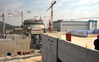 Elektrownia jądrowa w Taishan, fotografia z 2013 r.
